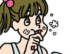 歯磨きの仕方 子供
